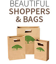 Bags & Bows Shoppers