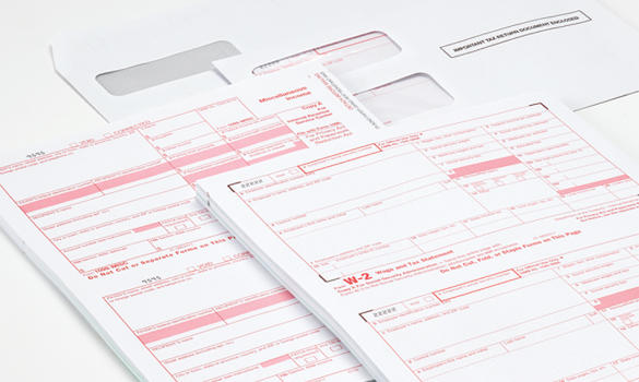 Business Tax forms & Supplies