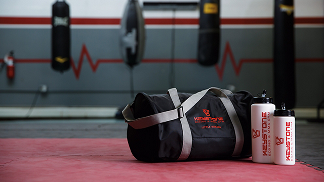 promotional items for boxing gym