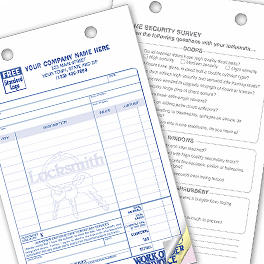 Business Sales Forms