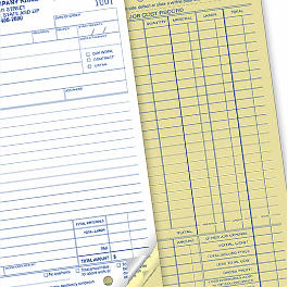 Contractor Work Orders & Invoices