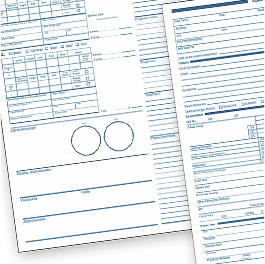 Optometry Forms