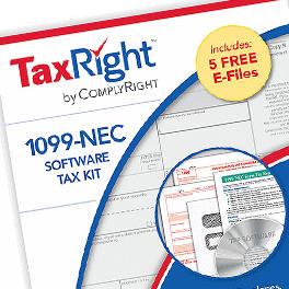 Business Tax Form Sets