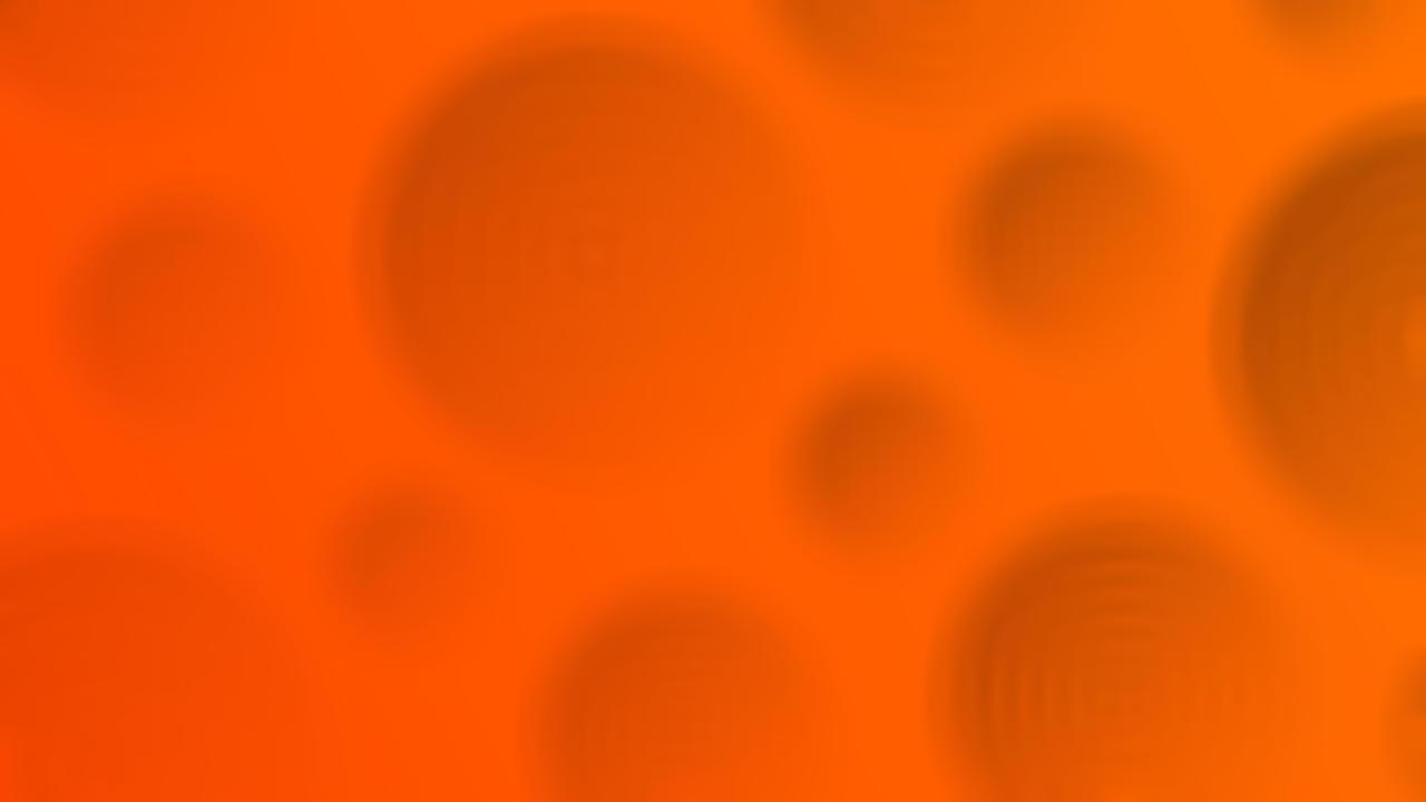 Not just trick or treat: Orange and black logos work all year long hero